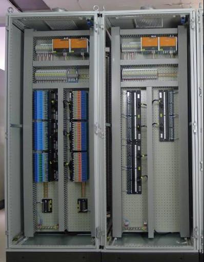 配电柜标准接线高清图片